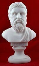 Plato Bust greek statue White NEW