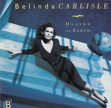 BELINDA CARLISLE : HEAVEN ON EARTH / CD (VIRGIN RECORDS CDV 2496) - TOP-ZUSTAND
