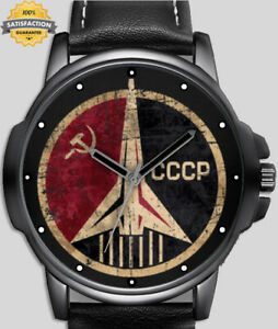 Communist Party Stalin CCCP Art Hot Unique Wrist Watch FAST UK