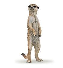Papo 50206 Meerkat Standing Animal Model FigurineToy Replica 2016 - NIP