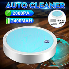 2400mA Smart Robot Automatic Sweeper Floor Vacuum Cleaner Carpet Edge Clean