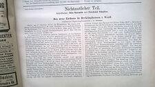 1908 83 Rathaus Recklinghausen / Ausgrabungen Syrien Sendschiri