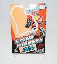 Blaster Action Master Cardback Vintage 1990 G1 Transformers Action Figure