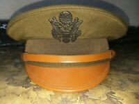WW1 USA army 1912 officer hat