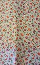 7/8 Yard Ozark Calicos by Fabri Quilt Cotton Quilting Sewing Fabric
