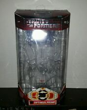 Transformers 20th anniversary Optimus Prime empty box with inserts