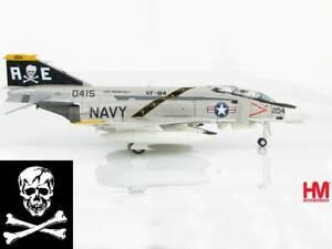 Hobby Master HA1976 1/72 F-4N Phantom II USN VF-84 Jolly Rogers, USS Roosevelt