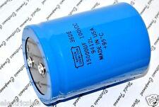 1pcs-NIPPON 15000uF 100V Screw Terminal Electrolytic Capacitor - 36DE153G100DC2A