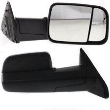 2010-2011 Dodge Ram 1500 Pickup Right/Passenger Side View Door Towing Mirror