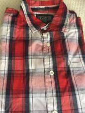 Camisa De. Cuadros Talla L