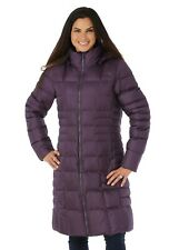 New With Tags Womens North Face Jacket Metropolis Insulated Coat Full Zip Parka