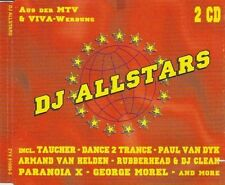 DJ Allstars (1995, #zyx81036) Taucher, Dance 2 Trance, Paul van Dyk, Ru.. [2 CD]