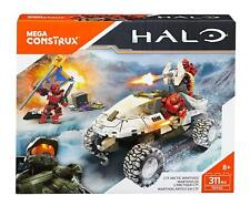 Halo Mega Construx CTF Arctic Warthog 311pcs FDY52