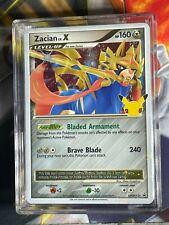 Pokemon Card Zacian LV. X SWSH135 Celebrations 25th MINT EN F/S