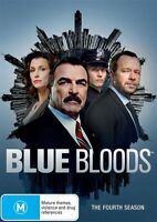 Blue Bloods : Season 4 DVD : NEW