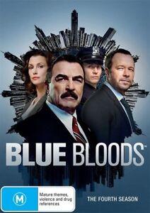 Blue Bloods : Season 4 DVD : NEW