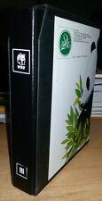 WWF - Raccoglitore Con Collezione Avanzata Di Buste E Francobolli Dal 1991-1992