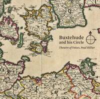 Bruhns / Theatre Of - Buxtehude & His Circle [New SACD]