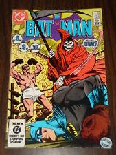 BATMAN #372 DC COMICS DARK KNIGHT NICE CONDITION JUNE 1984