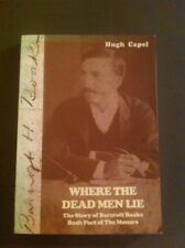 Where The Dead Men Lie Hugh Capel Bancroft Boake Bush Poet Monaro Story Signed