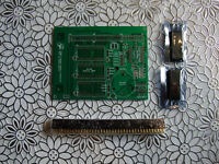 Amiga 500+ Plus 1MB trapdoor memory card DIY