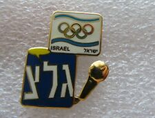 Athens 2004 Olympic Games Israel's national team Radio Journalist Pin