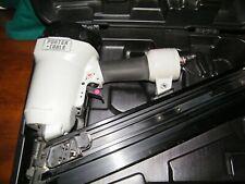 Porter Cable FR350A Framing Nailer Gun 3 1/2 inch Clipped head Case & Manual