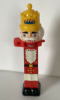 Au'some Candies Nutcracker Soldier Klik Candy Vintage Christmas Dispenser