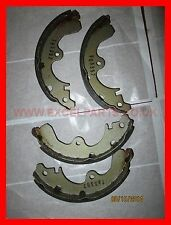 TOYOTA STARLET 1978 -1981 LEFT & RIGHT HAND REAR BRAKE SHOE SET EXCEL-178543