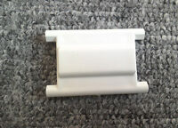White Hinge for Swift Sterling Sprite Caravan Battery Box Wet Locker Door BBWLH2