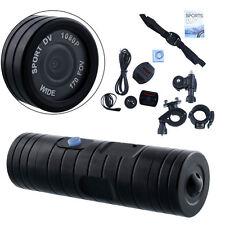 1080P HD Helmet Sports Camera Waterproof Digital DVR DV Motorcycle Camcorder