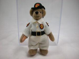 "World of Miniature Bears 2.75"" Plush Bear Buford #849 CLOSING"