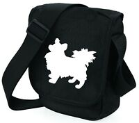 Long Haired Chihuahua Bag Dog Walker Shoulder Bags Longhaired Chihuahua Gift