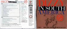 DIZZY GILLESPIE - Dizzy In South America, Vol. 3  - 2 CDs
