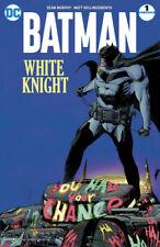 Batman: White Knight #1 Variant Cover (DC Rebirth, Harley Quinn & Joker).