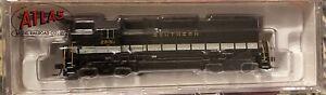 N-scale Model Railroad Car Atlas Southern Railway  Engine GP38 High Hood