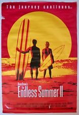 A3 Endless Summer Surfing Movie Cinema Film wall Home Posters Retro Art #10