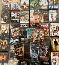 Dvd Movies Bulk Assorted Wholesale Price Used Dvds - 100 Dvd Lot! B-Title Movies