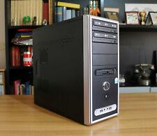 PC Fisso Intel Core 2 Duo 4GB 667MHz RAM NVIDIA 512MB HDD 160+250GB