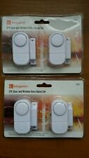 4 PC Door And Window Entry Alarm Set