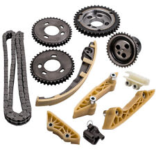 TIMING CHAIN KIT For FORD MONDEO MK3 + Jaguar X-TYPE  2.0 2.2D TDCi WITH GEARS