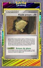 🌈Fossile Armure-DP02:Trésors Mystérieux-116/123 - Carte Pokemon Neuve Française