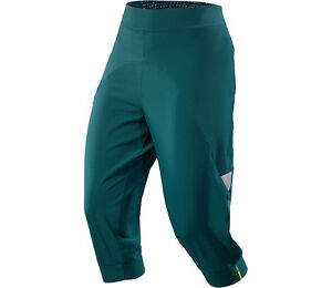 Mavic Echappee Woman / Ladies Loose Fit 3/4 Cycling Shorts,Padding Bike/Road