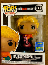 Funko Pop! The Big Bang Theory 832 Raj as Aquaman Vinyl Figure 2019 Exclusive
