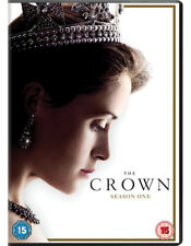 The Crown Season 1 DVD 2017 Drama Region 2