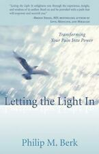 Letting the Light In: Transforming Your Pain into Power, Berk, Philip M., New Bo