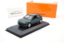 #940112801 - Minichamps Peugeot 306 - Grün Metallic - 1998 - 1:43