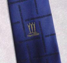 Manchester 2002 Tie Giochi del Commonwealth Vintage Retro Sport Blu Retrò