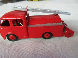 camion berliet GAK Premiers secours pompiers dinky toys