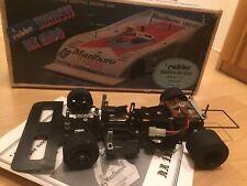 AYK RX 1200 Pancar RC Glattbahner 1:12 Vintage